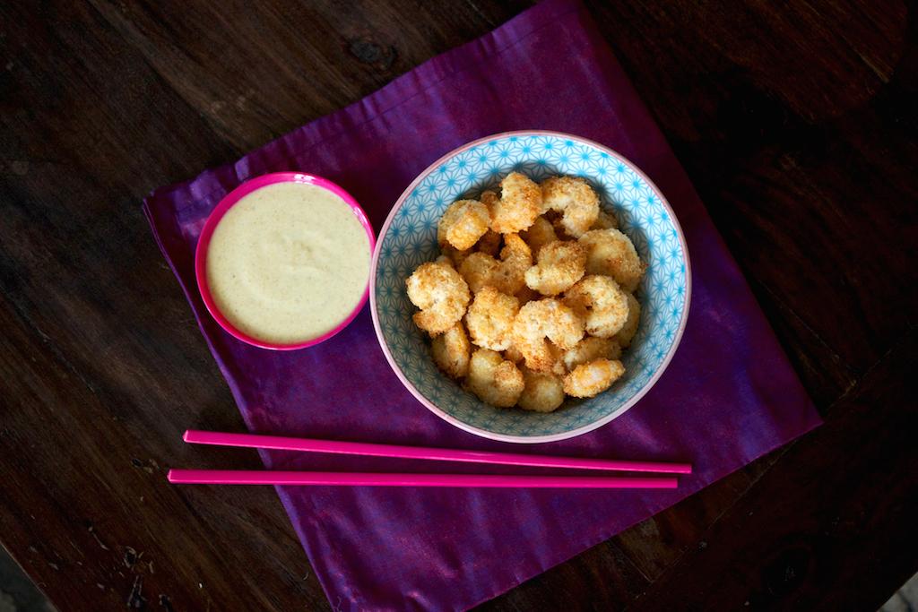 Skinny Coconut Shrimp - Bowsessed™